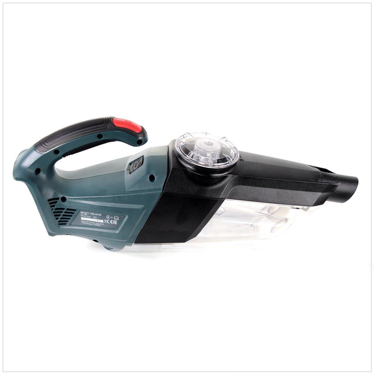 Bosch GAS 18V-1 Professional Li-Ion Akku Staubsauger Hand Sauger + 1x GBA 6,0 Ah Akku + GAL 1880 CV Ladegerät