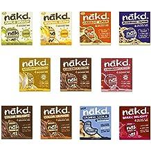 Nakd - Fruit & Nut Bars Mixed Case (44 x Bars)