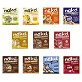 Nakd - Fruit & Nut Bars Mixed Case (44 x Bars)