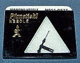 durpower Grammophon Plattenspieler Nadel für Nadeln Tetrad 32D 33mm 75D 30S 31S 32S 33S 3470D 71D 72D 73D 74D 75D 76D