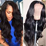 Wingirl 13×4 Lace Front Human Hair Wigs for Women Pre Plucked Hairline 150% Denisty Brazilian Body Wave Lace Front Wigs with