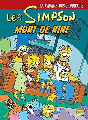 Les Simpson - La cabane des horreurs