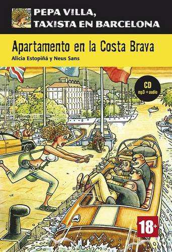 Apartamento en la Costa Brava (1CD audio)