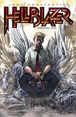 Hellblazer TP Vol 01 Original Sins New Ed (John Constantine, Hellblazer) by Jamie Delano (4-Mar-2011) Paperback
