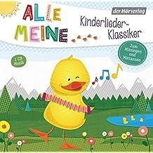 Alle meine Kinderlieder-Klassiker (Alle meine .-Reihe, Band 1)
