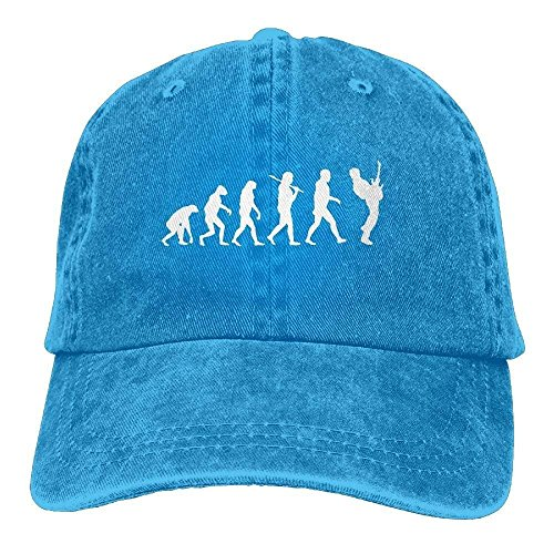 Classic Baseball Caps Denim Guitar Player Evolution Funny Personalized Snapbacks Hats sports cap Angel Classic Denim