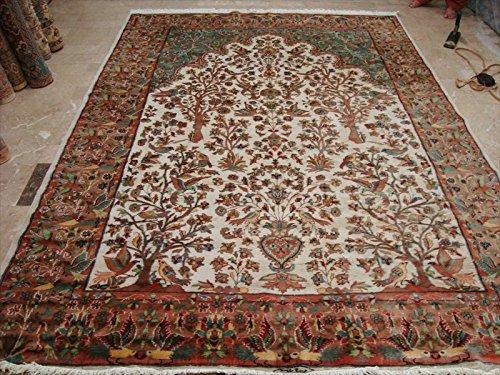 esclusivo-tappeto-albero-della-vita-peace-birds-rettangolo-tappeto-annodato-a-mano-lana-seta-103-x-7