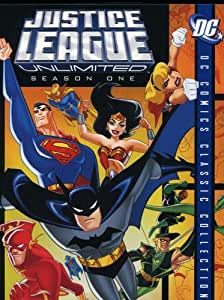 Justice League Unlimited: Complete First Season [Import italien]