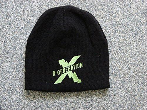 Unbekannt Mütze D-Generation X Schock Logo