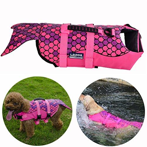 La más nueva chaqueta de vida del perro de animal doméstico del...
