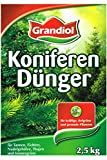 Grandiol® Organischer mineralischer Koniferendünger2,5 Kg - Dualprinzip