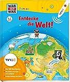 Was ist was Junior: Entdecke die Welt! Kinderbuch ab 4 Jahren zu lesen: Kontinente