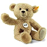 Steiff Theo Teddy Bear Soft Plush Toy (Beige) by Steiff