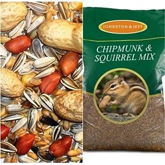 johnston & jeff chipmunk and squirrel mix 12.5kg x 2 (25kg) bulk deal Johnston & Jeff Chipmunk And Squirrel Mix 12.5kg x 2 (25kg) bulk deal 61y VKjShL