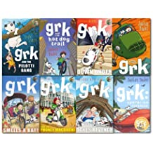 The Grk Collection 8 Books Set