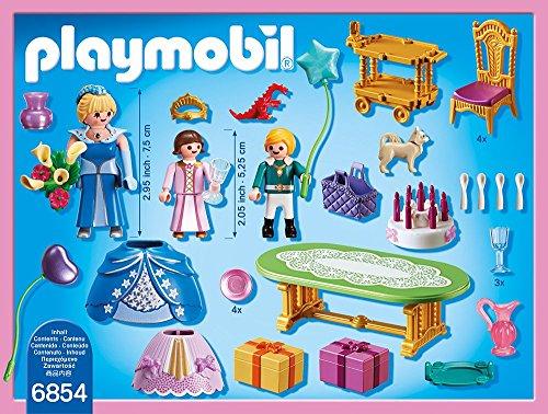 PLAYMOBIL 6854 – Geburtstagsfest der Prinzessin - 3