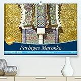 Farbiges Marokko (Premium-Kalender 2020 DIN A2 quer): Tauchen Sie ein in die orientalische Farbenvielfalt (Monatskalender, 14 Seiten ) (CALVENDO Orte)