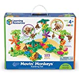 Learning Resources Gears! Gears! Gears! Movin' Monkeys