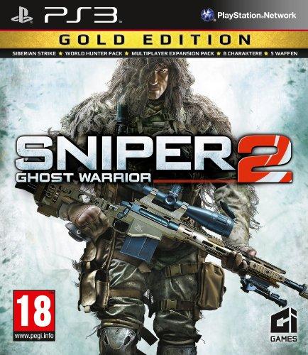 Sniper Ghost Warrior 2 Gold Edition [AT-PEGI] (Ps3 Sniper Warrior 2 Ghost)