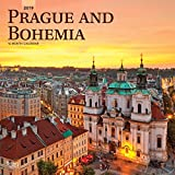 Prague and Bohemia - Prag und Böhmen 2019 - 18-Monatskalender mit freier TravelDays-App (Wall-Kalender)