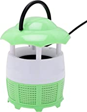 Zahab Mini Home photocatalyst Mosquito Lamps/Fly Killer, No Radiation/eletronic Mosquito Catching Machine (Colour May Vary)