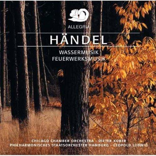 Wasser-und Feuerwerksmusik (Händel,Georg Friedrich -