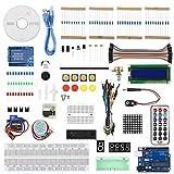 Zhuhaimei,Project Starter Kit Principiante para Arduino(Color:Blanco)
