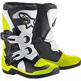 Motorcycle Alpinestars Tech 7S Boots Black Yellow US 07 UK