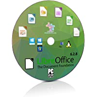 wishfulfil Libre Office Pro 5 Professional Suite DVD