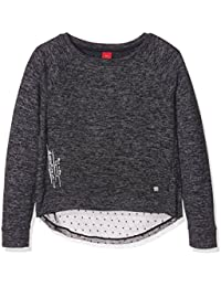 s.Oliver Sweatshirt Langarm, Sweat-Shirt Fille