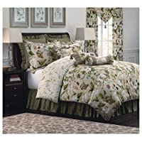 Williamsburg Garden Images 4-Piece King Comforter Set by Williamsburg