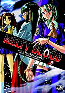 Melty Blood Edition simple Tome 3