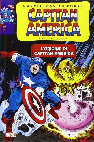 L'origine di Capitan America. Capitan America: 1