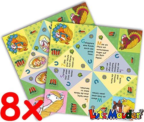mmel und Hölle My Pony Craft Spiel (8-teilig) (Jigsaw Kostüm Für Kinder)