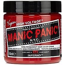 1 48 sur 415 rsultats pour beaut et parfum coiffure et soins des cheveux colorations coloration semi permanente cuivre et rouge - Coloration Semi Permanente Rouge