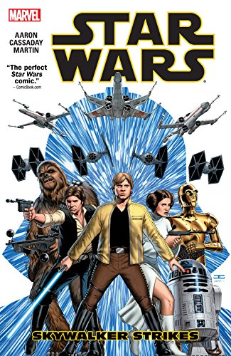 Collects Star Wars (2015) #1-6. The greatest space adventure of all returns to Marvel! Luke Skywalker and the ragtag rebels opposing the Galactic Empire are fresh off their biggest victory so far — the destruction of the massive Death Star. But the E...