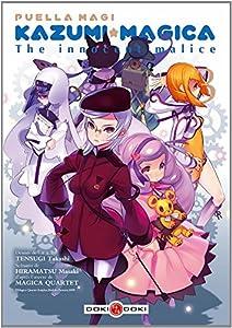 Puella Magi Kazumi Magica : The Innocent Malice Edition simple Tome 3