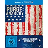The Purge - Anarchy - Steelbook