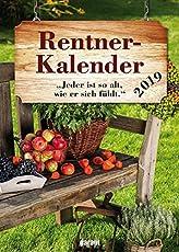 Monatskalender Rentner 2019