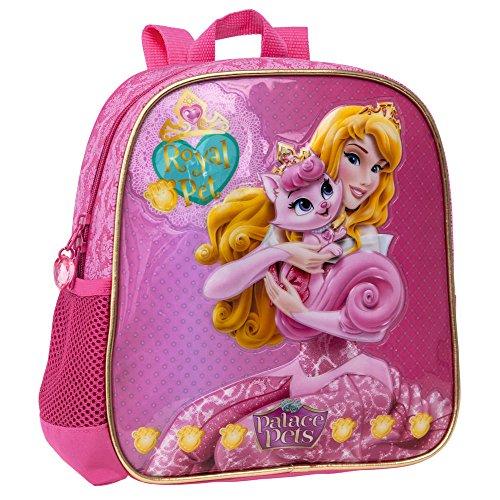 Disney Mochila Escolar Aurora, 25 cm,...