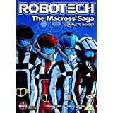 Robotech - Macross Saga Complete Series Box Set [DVD] by Robert V Barron