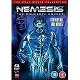 Nemesis (Complete Collection 1-4) - 4-DVD Box Set ( Nemesis / Nemesis 2: Nebula / Nemesis 3: Time Lapse / Nemesis 4: Death Angel ) ( Nemesis