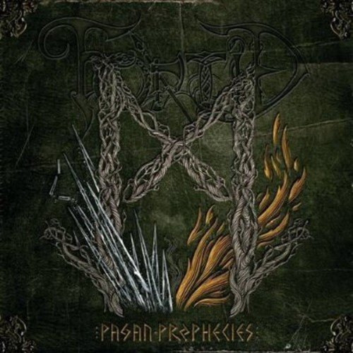 Fortid: Pagan Prophecies (Audio CD)