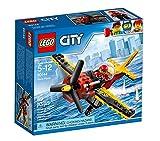 #10: Lego Race Plane, Multi Color
