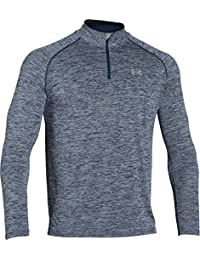Under Armour Tech T-Shirt manches longues 1/4 zip Homme