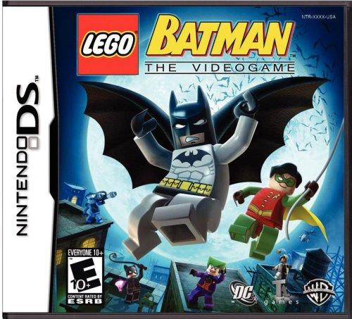 Lego Batman: The Video Game (Batman Ds Spiel)