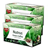 #10: Nutrus Green Coffee (20 Sachets* Pack Of 3)