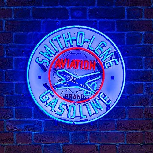new-real-neon-bar-pub-mancave-sign-vintage-retro-style-big-smith-o-lene-aviation
