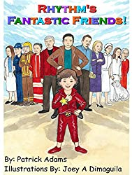 Rhythm's Fantastic Friends! (English Edition)