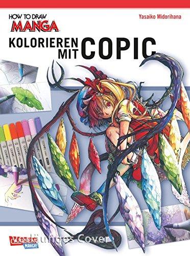 Kolorieren mit Copic-Stiften